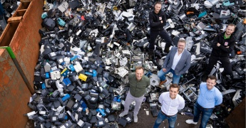 A&M Recycling Groep in magazine Friends In Business: 'Van schrootboer tot visionair' afbeelding